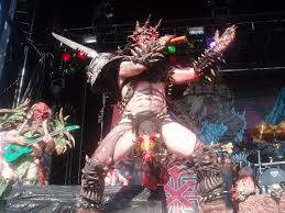GWAR - The Song Of Words