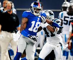 CHICAGO - Hakeem Nicks