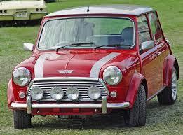 old mini cooper s
