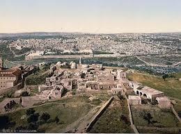 holy land jerusalem