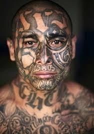 gangsta tattoos pictures