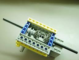 lego technic differential