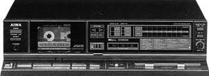 aiwa tape deck