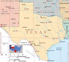 louisiana texas map