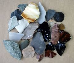 different type of rocks