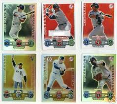 topps attax cards