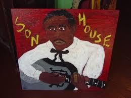 blues folk art