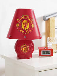 manchester united lamp