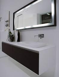 modern bath mirror