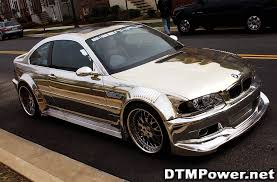 chrome painted cars