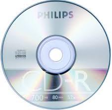 cd r philips