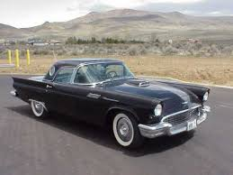 ford thunderbird 57
