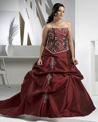 prom dress for plus size girls