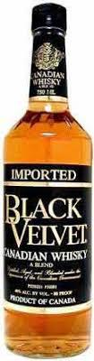 black velvet canadian