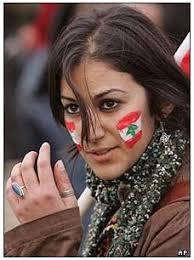 lebanon woman