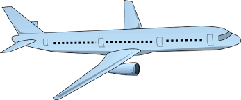 clipart of airplanes