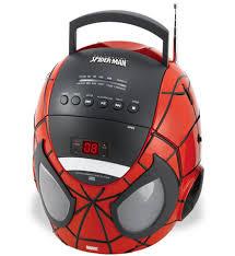 spider man radio