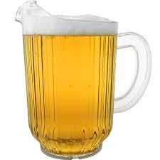pitchers beer