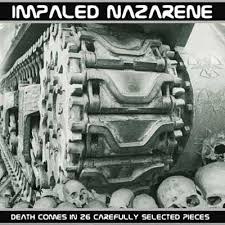 Impaled Nazarene - Death Comes In 26 Carefully Selected Pieces