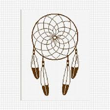 dream catcher pattern