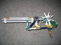 knex rubber band gun