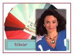 color me beautiful winter