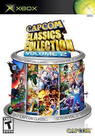 capcom classics collection 2