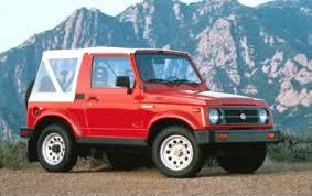 jeeps suzuki