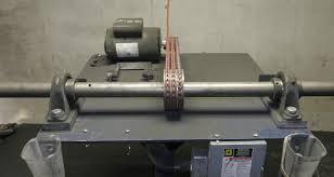 brass polishing machine