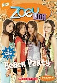 zoey 101 book