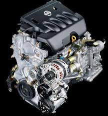nissan truck engines
