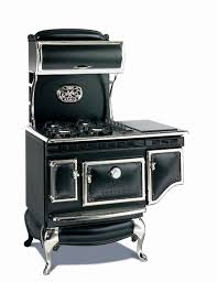 antique gas range