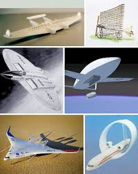 concept airplanes