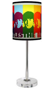 beatles lamp