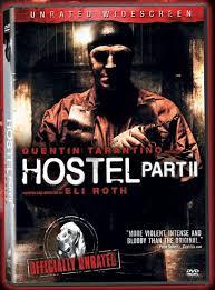 hostel dvd