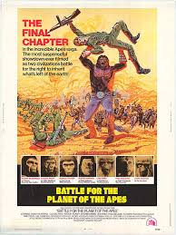 planet of the apes movie posters