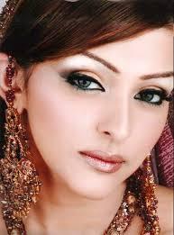 indian wedding make up