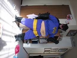 fat bat costume