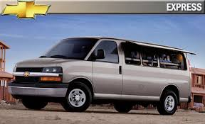 chevy express vans