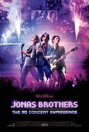 jonas brothers 3d poster