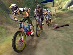 downhill games