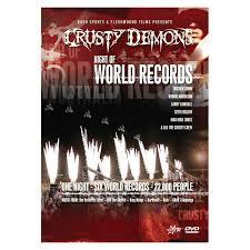 crusty demons night of world records