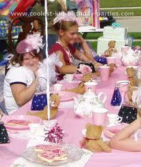 girls tea parties