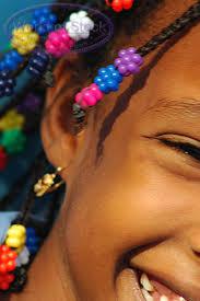 beads hair