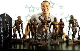 bodybuilding trophies