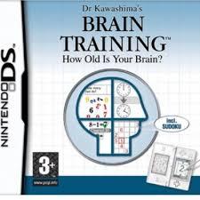 brain trainer ds