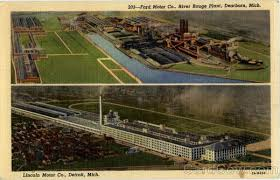 ford river rouge plant