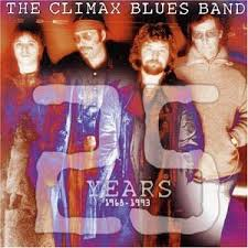 climax blues band 25 years