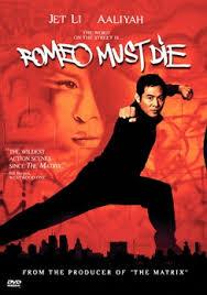 romeo must die dvd