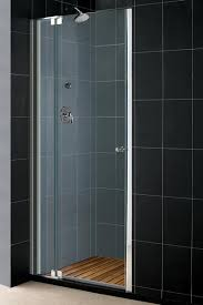 acrylic shower doors